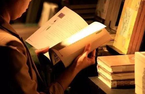 看书的真实图片不带人