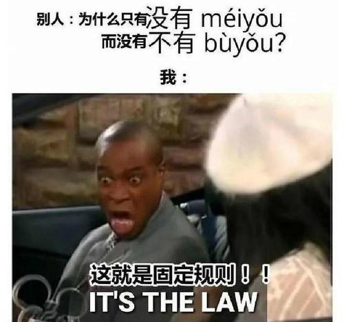 外国人吐槽中国表情包