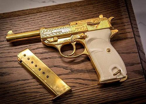 世界名枪图片