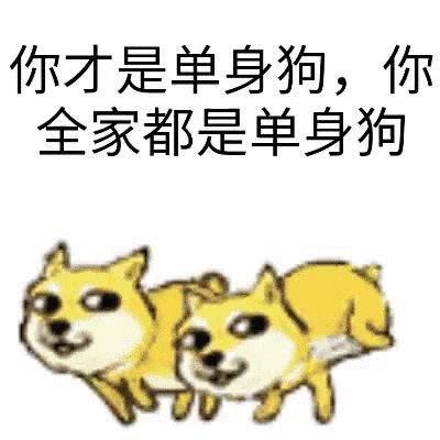 小黄狗动态表情包