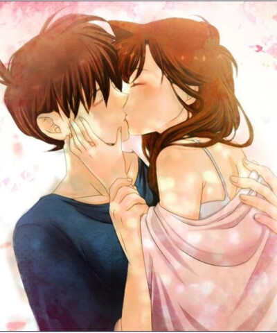亲对象的表情包深吻
