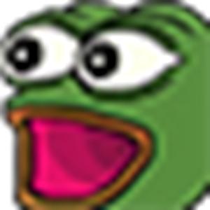 twitch青蛙表情包