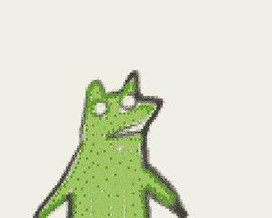 科米蛙表情包